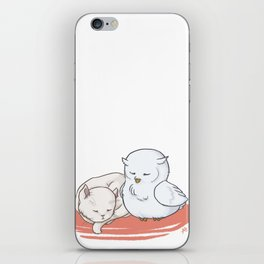 those who cannot die iPhone Skin