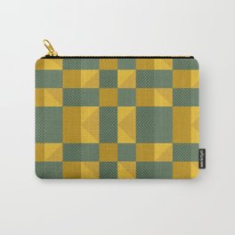 little squares 01 Carry-All Pouch