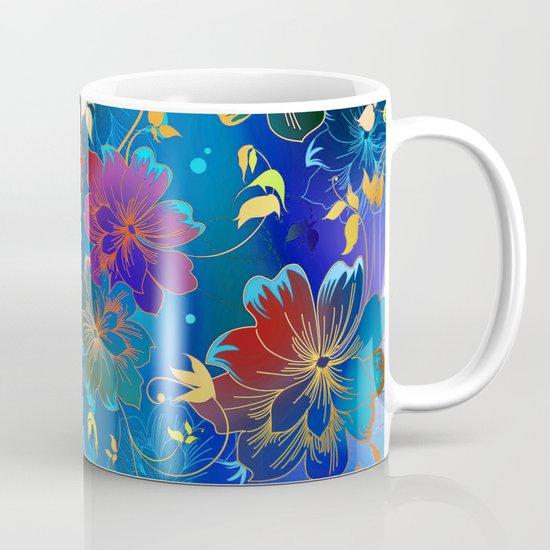 Floral Pattern 2 Mug