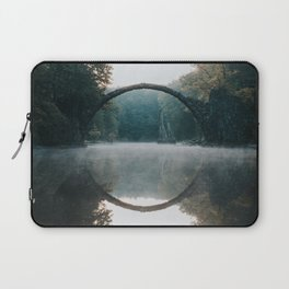 The Devil's Bridge - Landscape and Nature Photography Laptop Sleeve