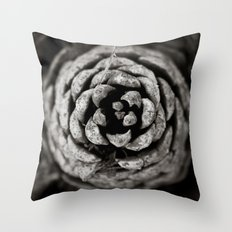 Pine Cone Throw Pillow