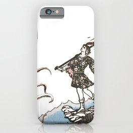 Eldritch Fool iPhone Case