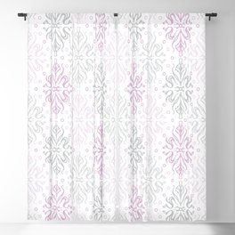 Luxury Vintage Pattern 16 Blackout Curtain