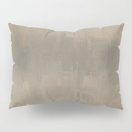 Reclaimed 2 Abstract Expressions Pillow Sham