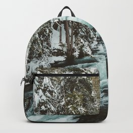 The Wild McKenzie River Portrait - Nature Photography Backpack