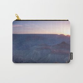 Beautiful Sunrise in the Grand Canyon Carry-All Pouch