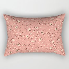 Hex Expansion Rectangular Pillow