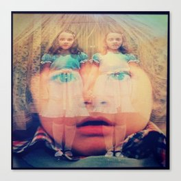 SHINING 2 Canvas Print
