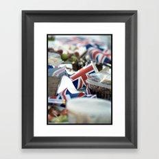 The Wedding 2011 Framed Art Print