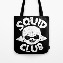 Squid Fiend Tote Bag
