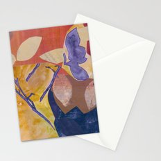 Autumn Dance IV Stationery Cards