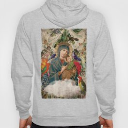 Saints Collection -- Madonna And Child Hoody