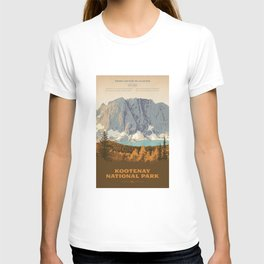 Kootenay National Park T-shirt