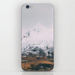 Mount Errigal - Ireland Print (RR 257) iPhone Skin