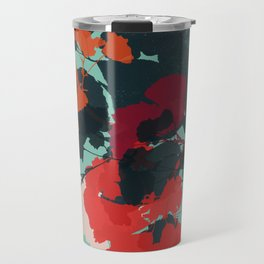 cherry blossom 5 Travel Mug