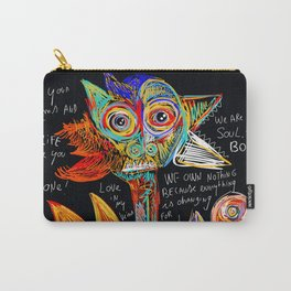 Live your dreams Street Art Graffiti African Carry-All Pouch