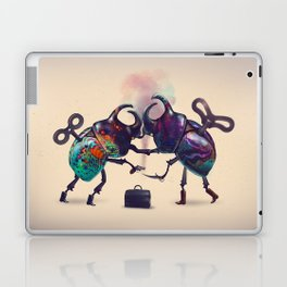 Fight Laptop & iPad Skin