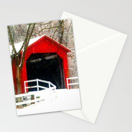 Sandy Creek Cover Bridge Stationery Cards