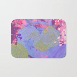 Kawaii Pretty Springtime Sparkle Bath Mat