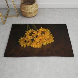 Petite II Sunflowers Rug