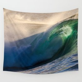 Bending Colours Wall Tapestry