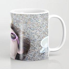 we are all mad here  Coffee Mug