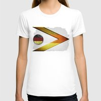 germany T-shirts featuring Germany by ilustrarte