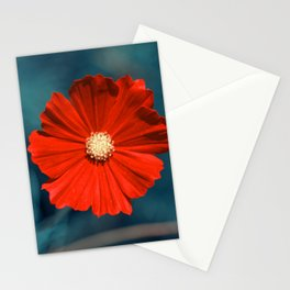 Cool Red Stationery Cards