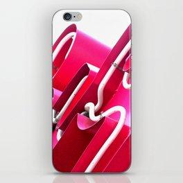 Flamingo One iPhone Skin
