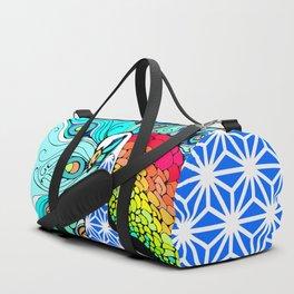Gypsy Peacock Duffle Bag
