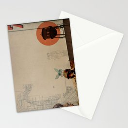 WaterTower Stationery Cards