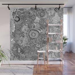 Pomegranate Tales  Wall Mural
