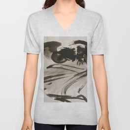 Ming's Dragon #society6 #decor #buyart Unisex V-Neck