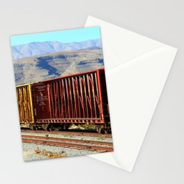 A Rail of Color Stationery Cards