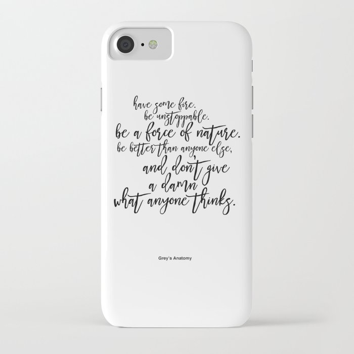 Have Some Fire iPhone Case