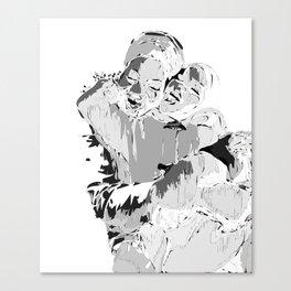 Africa Love Canvas Print
