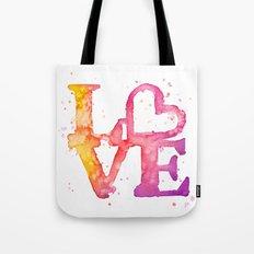 A bit of LOVE Tote Bag