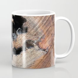 Wood Void Coffee Mug