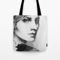 pride Tote Bags featuring Pride by Anna Tromop Illustration