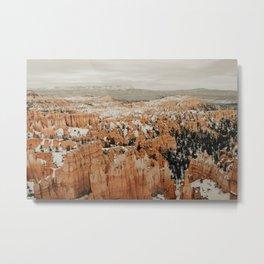 Bryce Canyon National Park Metal Print