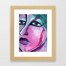 Hollowed Out Framed Art Print