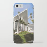 san diego iPhone & iPod Cases featuring San Diego Modern Pathway by Danny Heller