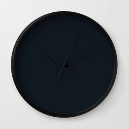 Pittsburgh Football Team Black Solid Mix and Match Colors Wall Clock
