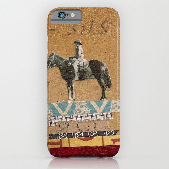 Higher Ground- Sam iPhone & iPod Case