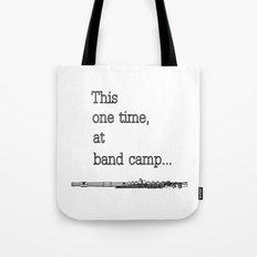 Band camp... Tote Bag