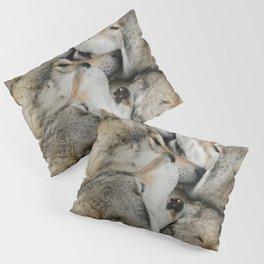 Muzzle Nuzzle Pillow Sham