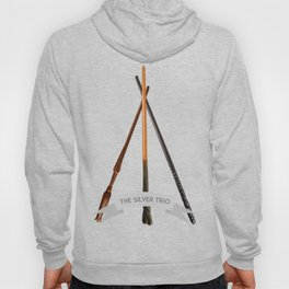 The Silver Trio Hoody