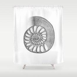 gyre Shower Curtain