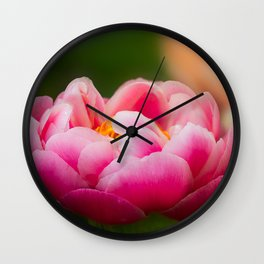 Pivoine Wall Clock