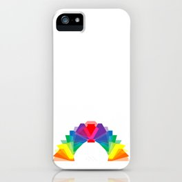 Fancy Rainbow iPhone Case